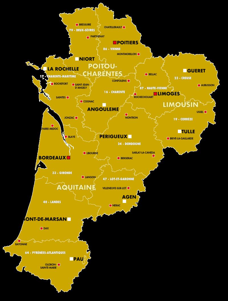 Agence de sécurité en Nouvelle Aquitaine | ATLANTIS SÉCURITÉ