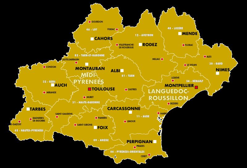Agence de sécurité en Occitanie | ATLANTIS SÉCURITÉ